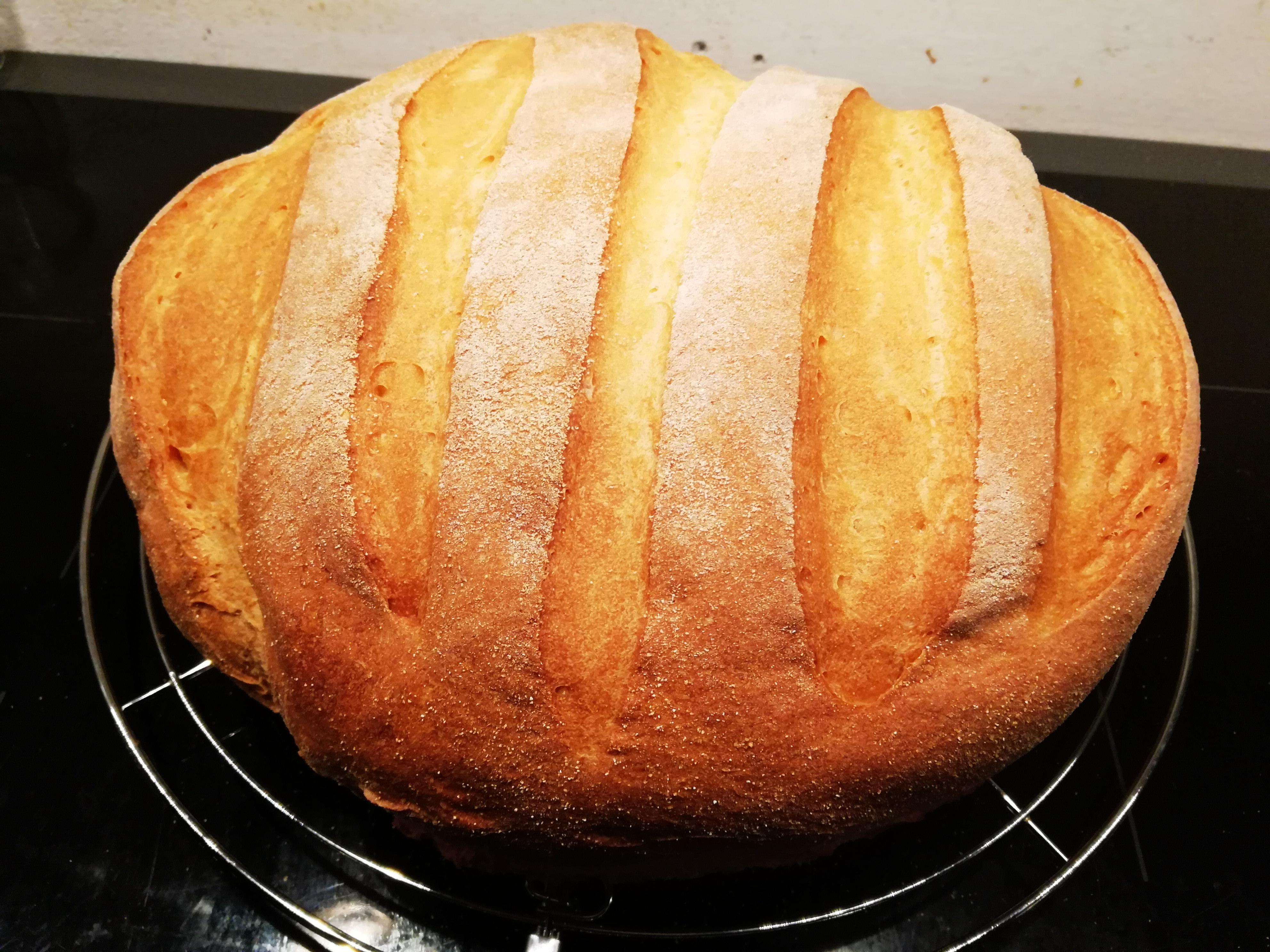 Pane fatto in casa: il metodo tradizionale