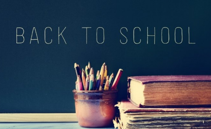 Back to school – What's in my bag!