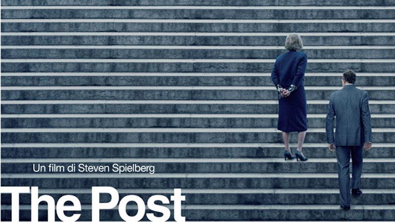"""""""The Post"""", la storia scritta da una donna."""