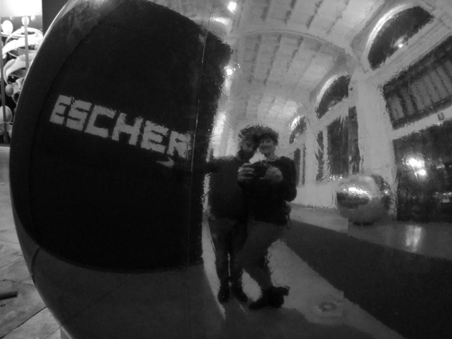Escher, il genio in mostra a Trieste